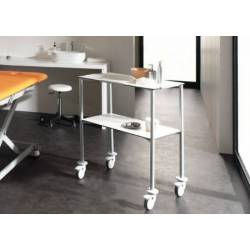 MEDICAL TROLLEY EPOXY \ 800mm x 450mm