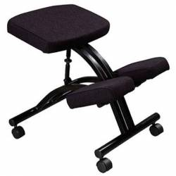 KNEELING CHAIR BLACK BP1420\ UNIVERSAL