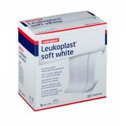 LEUKOPLAST SOFT WHITE \ 8 cm x 5 m