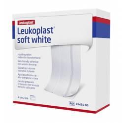 LEUKOPLAST SOFT WHITE \ 4 cm x 5 m