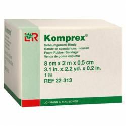 KOMPREX - schuimrubberwindsel \ 8 cm x 2 m x 5 mm