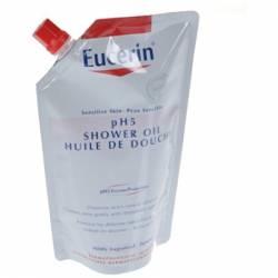 PH5-EUCERIN DOUCHEOLIE navulling \ 400 ml