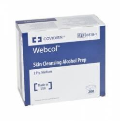 SKIN CLEANSING ALCOHOL PREP IV (200)