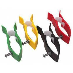Fixation bandes & clamps